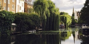 London's Beautiful Canals
