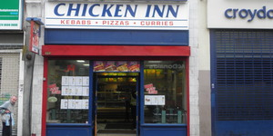 Fried Chicken Shops Are Disappearing From Croydon