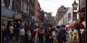London In 1973