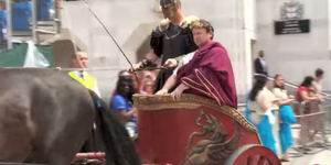 Video: Gladiators in London