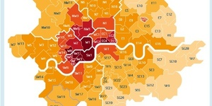 Average London Room Rents Have Fallen... Marginally