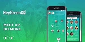 HeyGreenGO: A Social Media App That Actually Makes You More Social