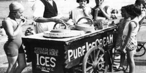 The History Of Ice Cream In London