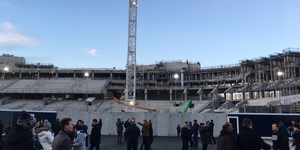 Are Spurs Fans Sorry To See White Hart Lane Go?