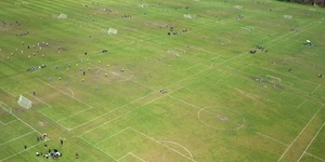 Hackney Marshes: The World's Greatest Football Pitch