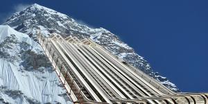 How Many Tube Escalator Steps Make A Mountain?