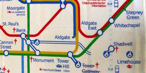 The Worst Tube Map We've Ever Seen