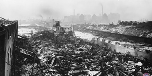 The Silvertown Explosion Of 1917