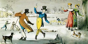 How London Was Home To The World's First Artificial Ice Rink