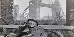 Before They Were Finished: London Landmarks