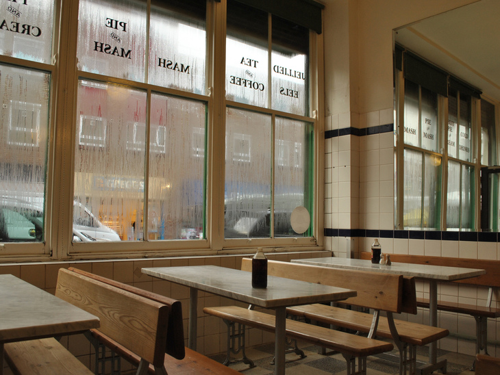 Video: Inside London's Oldest Pie And Mash Shop
