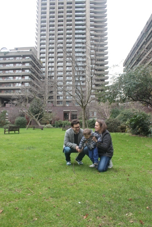 Barbican: A 20th Century Residential Fortress