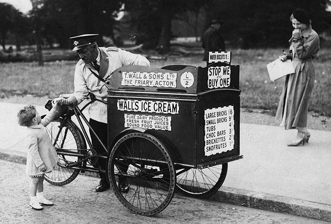 The History Of Ice Cream In London Londonist