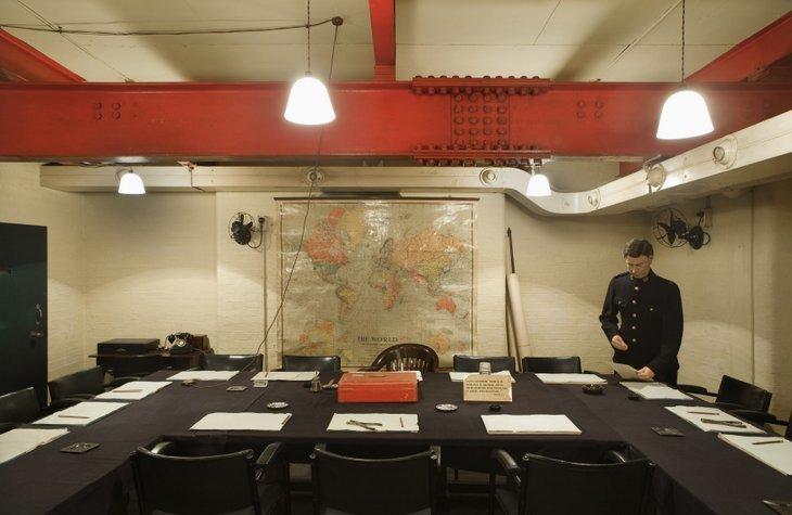 Secrets Of The Churchill War Rooms | Londonist