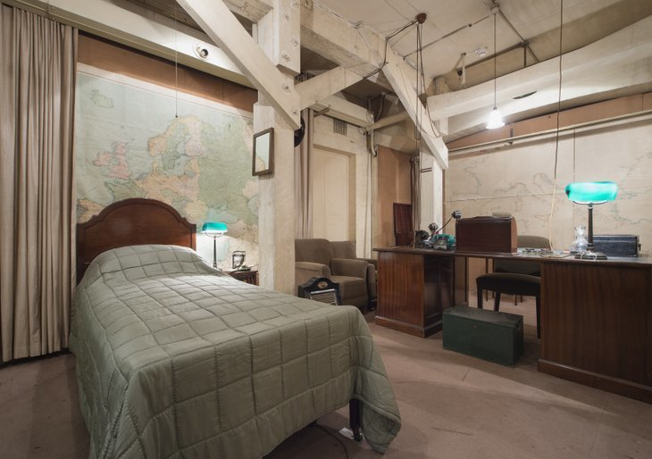Things To Look Out For At The Churchill War Rooms
