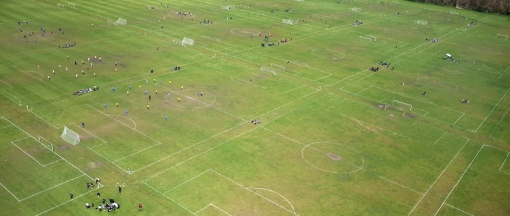 Why Hackney Marshes is the utopia of grass-roots football