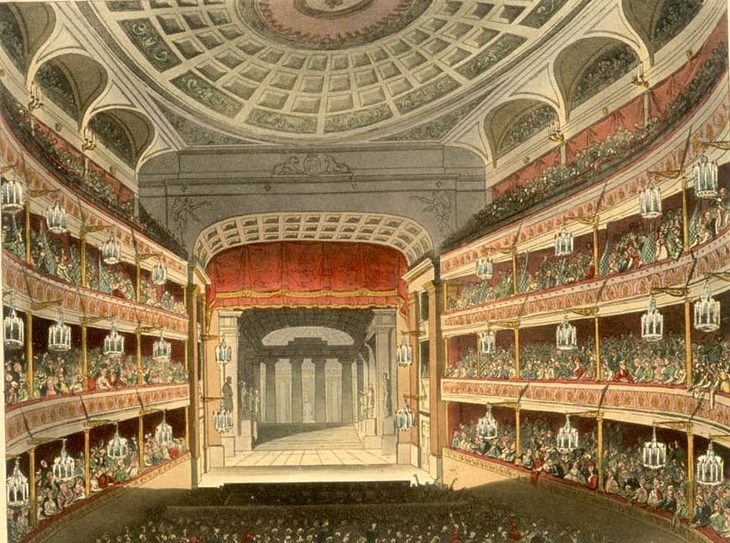 11 secrets of london 39 s royal opera house londonist for Royal opera house covent garden