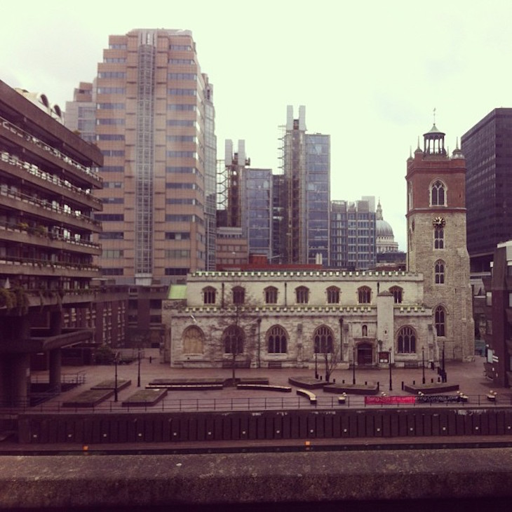 5 Secrets Of Barbican