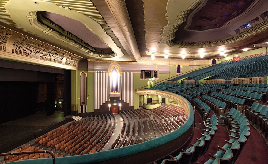These Are London's Biggest Theatres