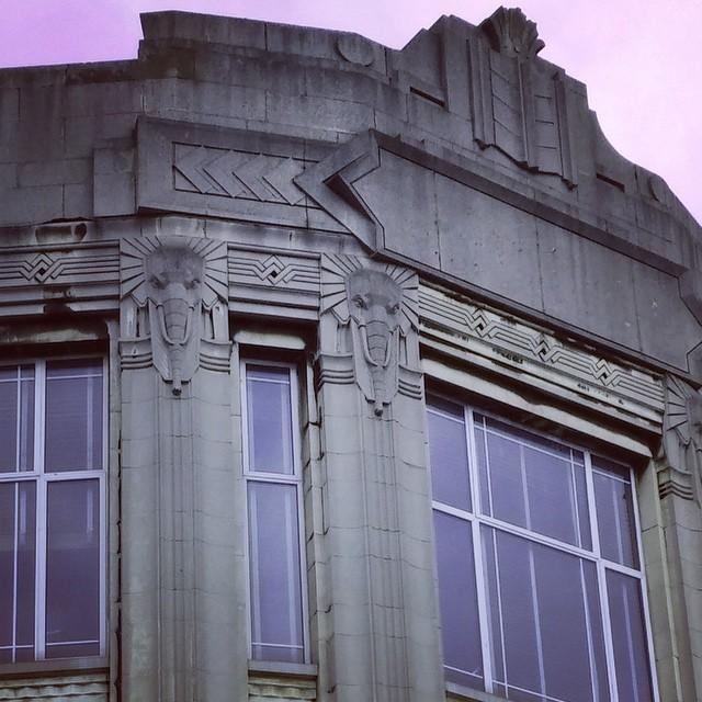 Fab Photos Of Art Deco London