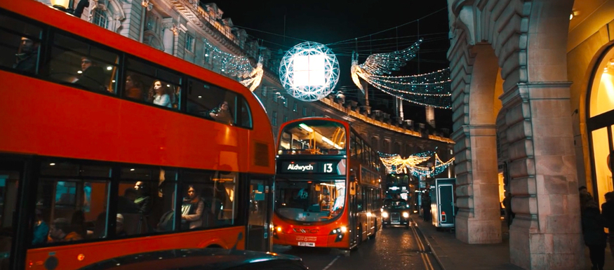 Stop Everything And Watch This Beautiful London Video