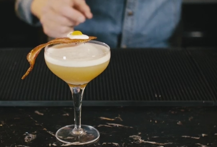 Drink This Cocktail For Breakfast
