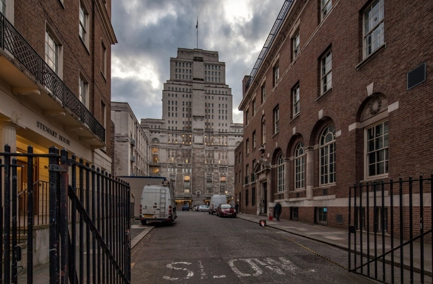 The London building that Hitler is rumoured to have wanted for himself