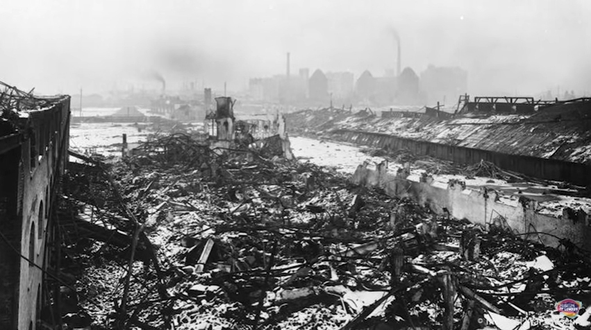 The Silvertown Explosion That Killed 73