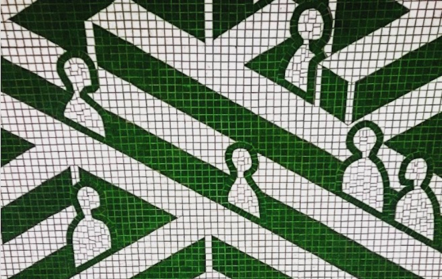 Tube Patterns Immortalised On Instagram Account