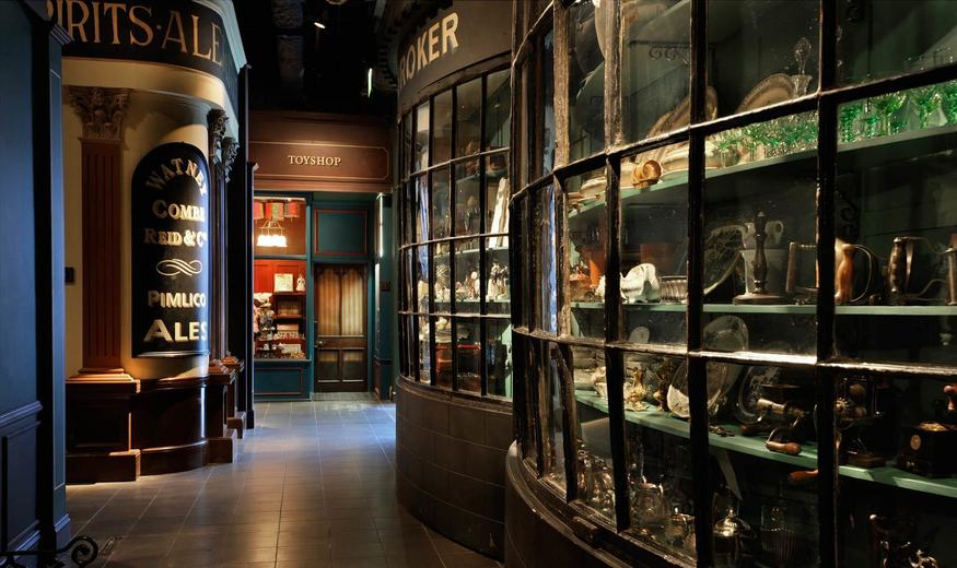 The Museum Of London's Most Unusual Exhibits