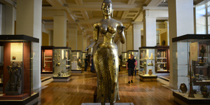 Ever Heard Of The British Museum's Long-Lost 'Porn Room'?