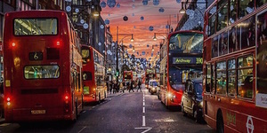 Photos Of Oxford Street Looking Beautiful