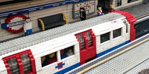 London In Lego