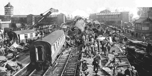 One Of The World's Worst Rail Crashes, In Harrow