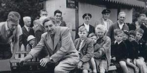 Why Did Walt Disney Make A Surprise Visit To Chingford?
