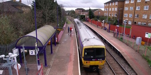 Video: Drayton Green, One Of London's Least-Used Train Stations