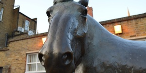 When Londoners Ate Horses