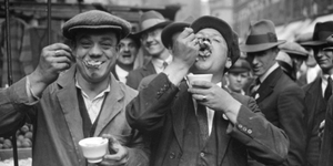 In Photos: The 1920s East End