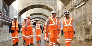 Learn What London's Civil Engineers Do - In Just 180 Seconds