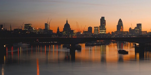 In Photos: Spectacular London Sunrises