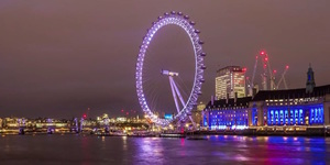 London Looks Stunning By Night In This Hyperlapse Video