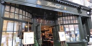 Inside London's Oldest Bookshop