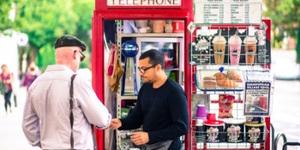 London's Smallest Shops