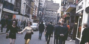 In Pictures: Soho Through The Decades
