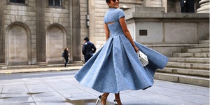 In Pictures: Stylish Londoners