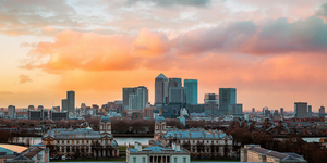 In Pictures: London At Sunset