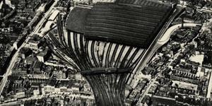 In Photos: Historic Aerial Photos Of London