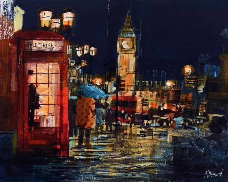 Glorious Paintings Of London