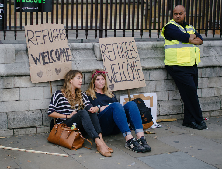 What's London Like For A Refugee?