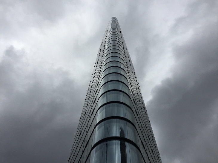 What's the tallest building in your borough? Find out